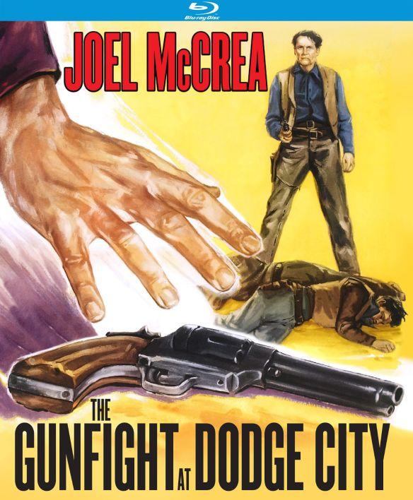 The Gunfight at Dodge City [Blu-ray] [1959] 29571383