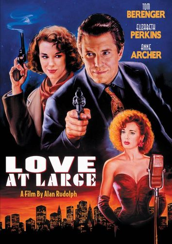 Love at Large [DVD] [1990] 29571392
