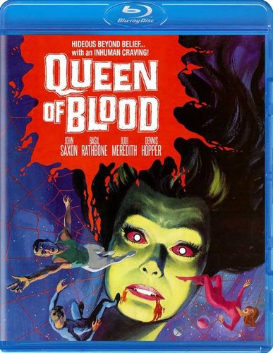 Queen of Blood [Blu-ray] [1966] 29571407