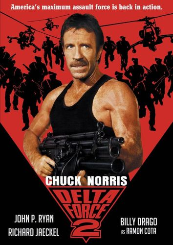 Delta Force 2 [DVD] [1990] 29571578