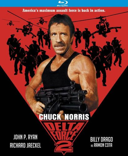 Delta Force 2 [Blu-ray] [1990] 29571587