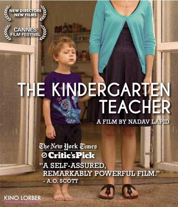 The Kindergarten Teacher [Blu-ray] [2014] 29571723
