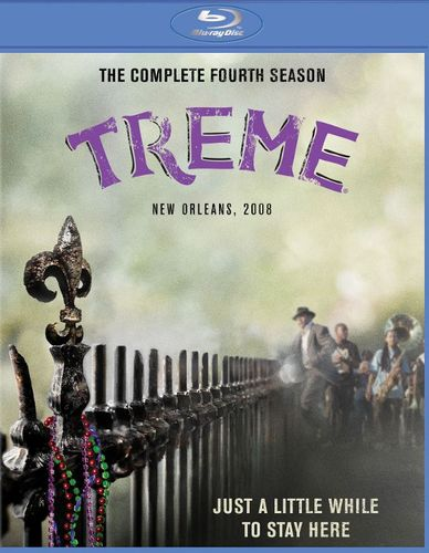 Treme: The Complete Fourth Season [2 Discs] [Blu-ray] 2957272