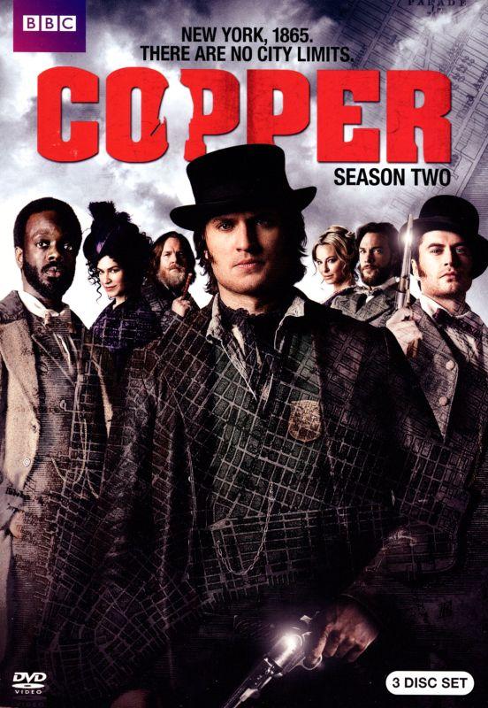 Copper: Season Two [3 Discs] [DVD] 2957368