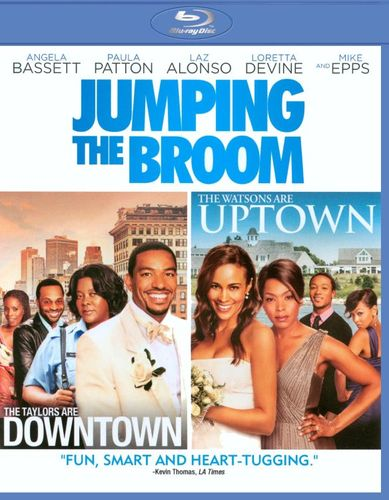 Jumping the Broom [Blu-ray] [2011] 2958117