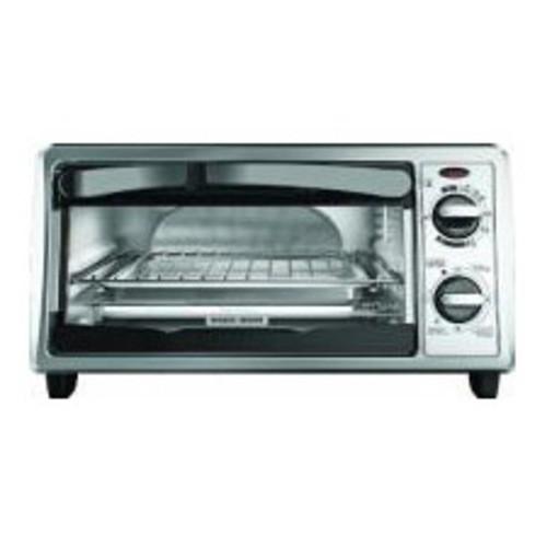 Black & Decker - Toaster Oven - Stainless Steel 2960461