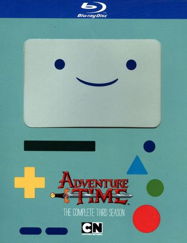Adventure Time: The Complete Third Season [Blu-ray] 2963143