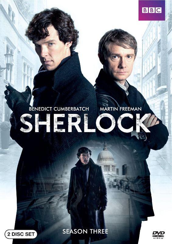 Sherlock: Season Three [2 Discs] [DVD] 2963203
