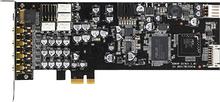 Asus Xonar DX PCI Express Sound Card Black XONARDX