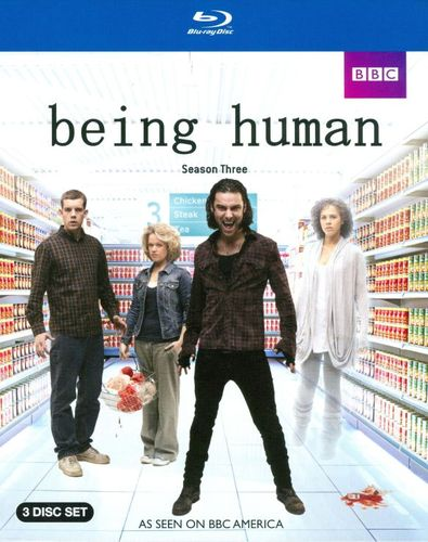 Being Human: Season Three [3 Discs] [Blu-ray] 2963677