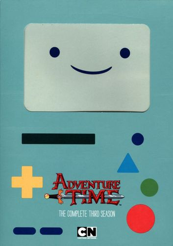 Adventure Time: The Complete Third Season [2 Discs] [DVD] 2964124