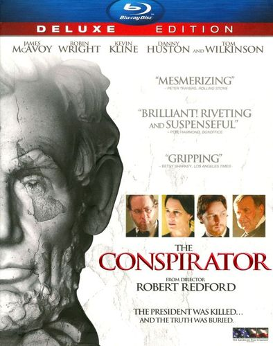 The Conspirator [Deluxe Edition] [Blu-ray] [2010] 2965108