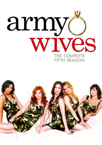 Army Wives: The Complete Fifth Season [3 Discs] [DVD] 2965162