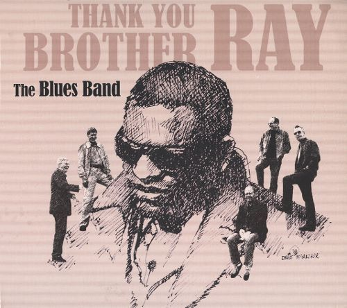 Thank You Brother Ray [CD] 29653152