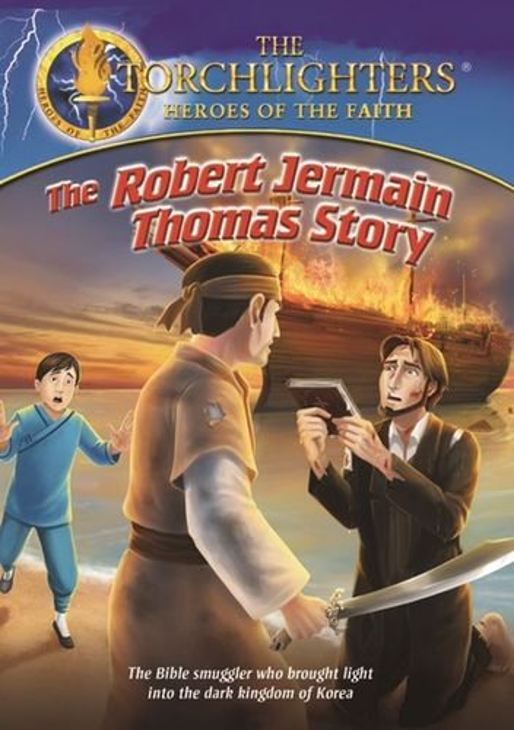 The Torchlighters: The Robert Jermain Thomas Story [DVD] 29659261