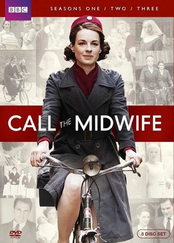 Call the Midwife: Seasons One/Two/Three [8 Discs] [DVD] 29672785