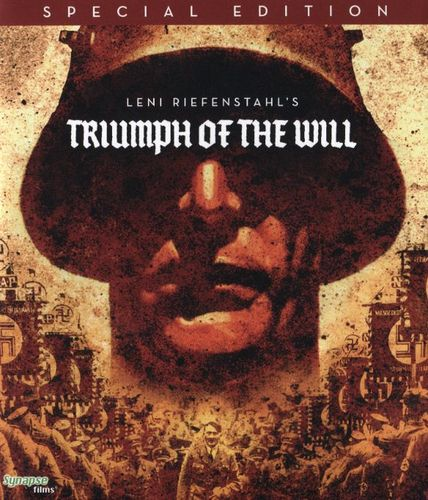 Triumph of the Will [Remastered] [Blu-ray] [1935] 29698989