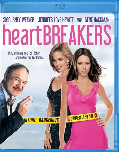 Heartbreakers [Blu-ray] [2001] 29701267