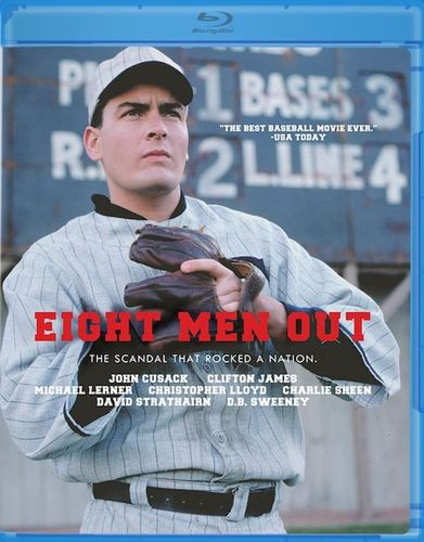 Eight Men Out [Blu-ray] [1988] 29701285