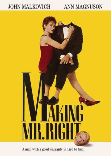Making Mr. Right [DVD] [1987] 29701308