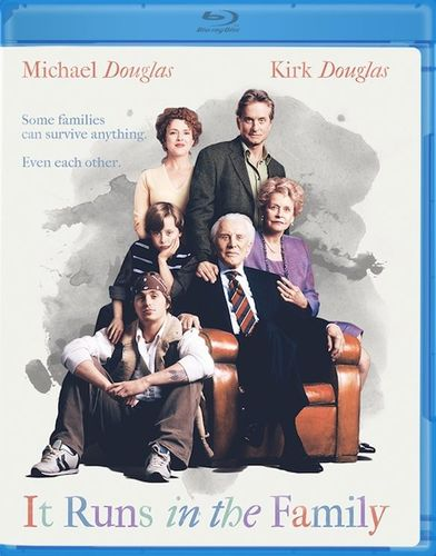 It Runs in the Family [Blu-ray] [2003] 29701362