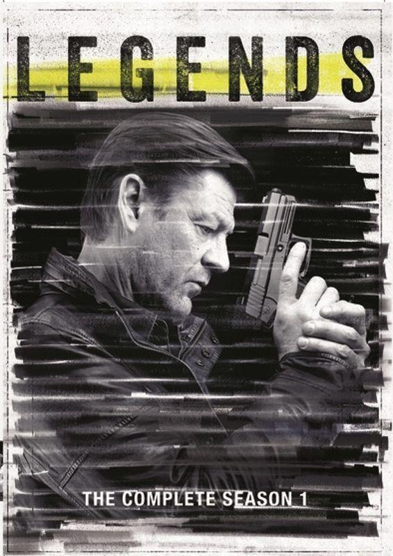 Legends: The Complete Season One [3 Discs] [DVD] 29734234