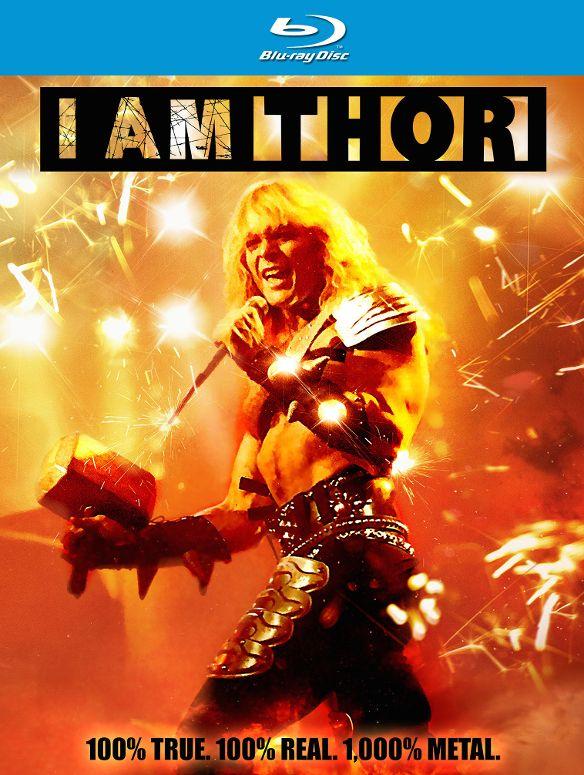 I Am Thor [Blu-ray] [2015] 29735155