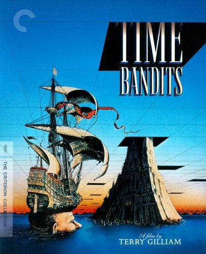 Time Bandits [Criterion Collection] [Blu-ray] [1981] 2974037
