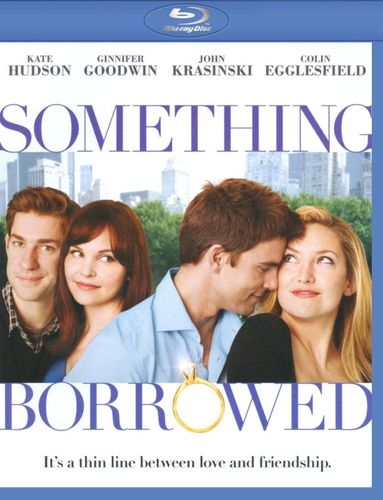 Something Borrowed [3 Discs] [Blu-ray/DVD] [2011] 2974057