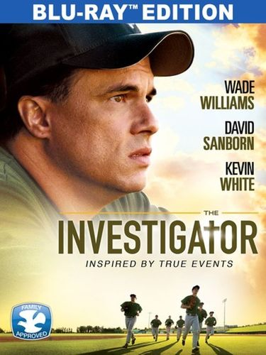The Investigator [Blu-ray] [2013] 29747323
