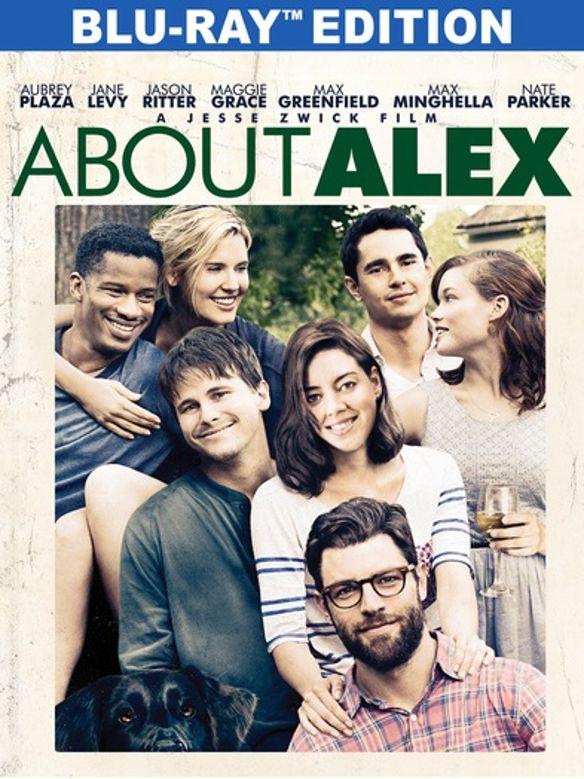 About Alex [Blu-ray] [2014] 29747341