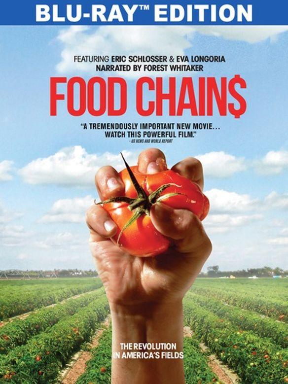 Food Chains [Blu-ray] [2014] 29747387
