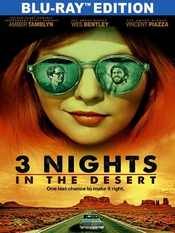 3 Nights in the Desert [Blu-ray] [2014]