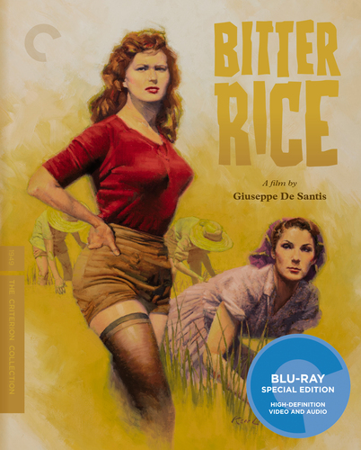 Bitter Rice [Criterion Collection] [Blu-ray] [1948] 29764018
