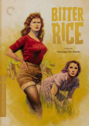 Bitter Rice [Criterion Collection] [DVD] [1948] 29764027