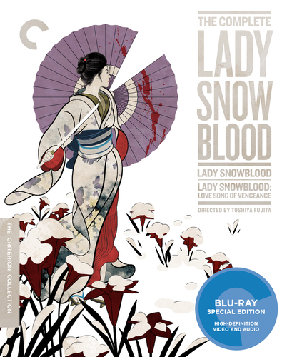 The Complete Lady Snowblood [Criterion Collection] [Blu-ray] 29764238
