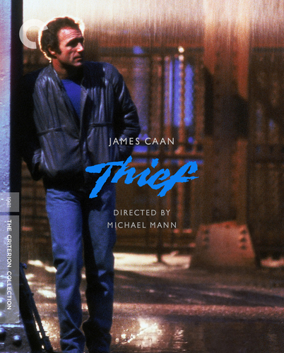 Thief [Criterion Collection] [Blu-ray] [1981] 29764306
