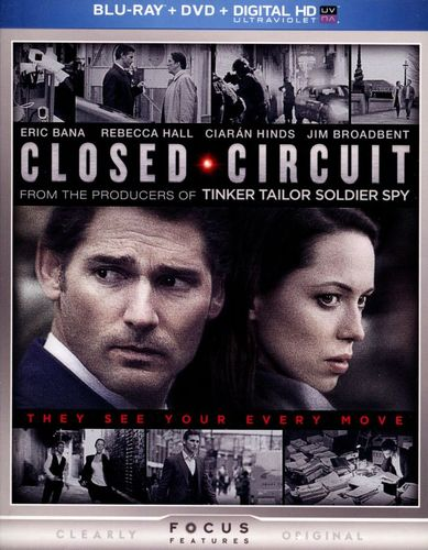 Closed Circuit [2 Discs] [Includes Digital Copy] [UltraViolet] [Blu-ray/DVD] [2013] 2977052