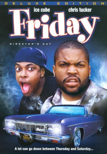 Friday [Deluxe Edition] [Director's Cut] [DVD] [1995] 2977221
