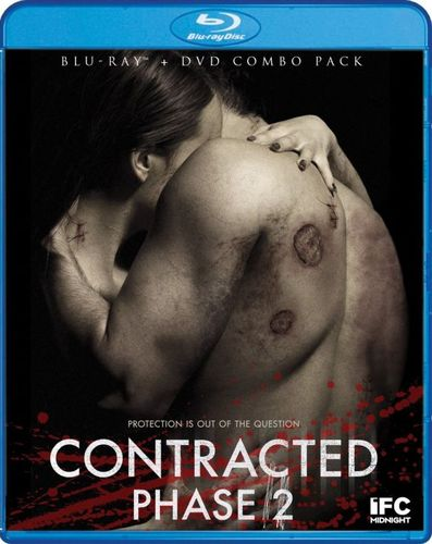 Contracted: Phase II [Blu-ray] [2 Discs] [2015] 29779191
