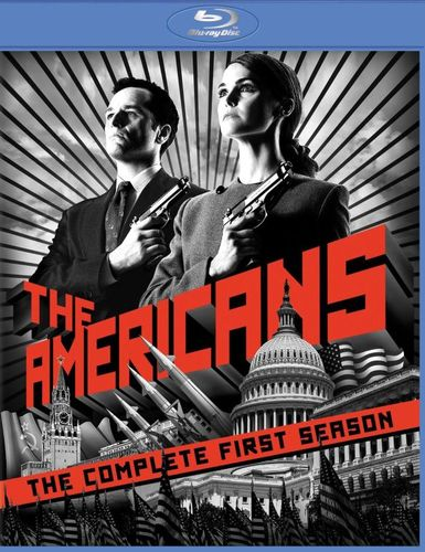The Americans: The Complete First Season [3 Discs] [Blu-ray] 2978349