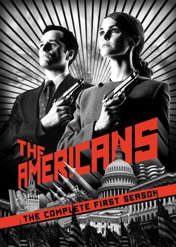 The Americans: The Complete First Season [4 Discs] [DVD] 2978367
