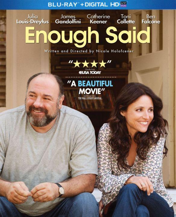 Enough Said [Blu-ray] [2013] 2978385