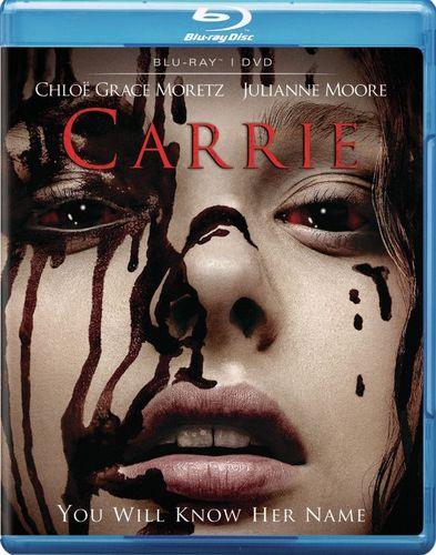 Carrie [2 Discs] [Includes Digital Copy] [UltraViolet] [Blu-ray/DVD] [2013] 2978394