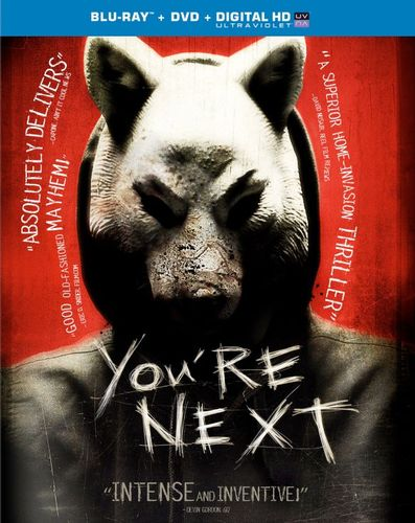 You're Next [2 Discs] [Includes Digital Copy] [UltraViolet] [Blu-ray/DVD] [2011] 2978409