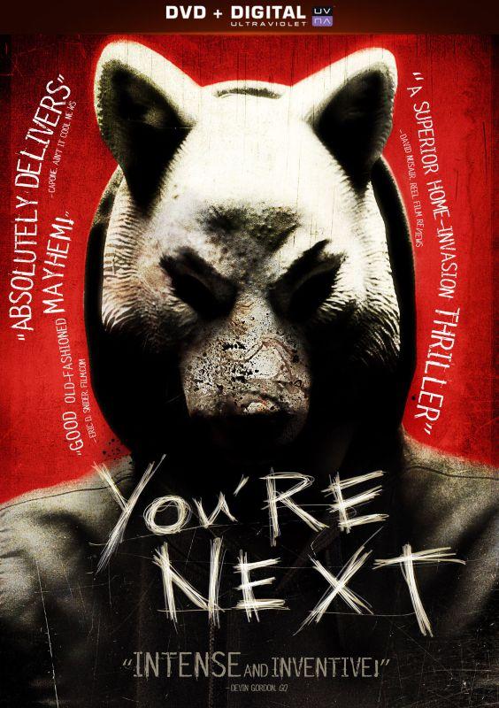 You're Next [Includes Digital Copy] [UltraViolet] [DVD] [2011] 2978436