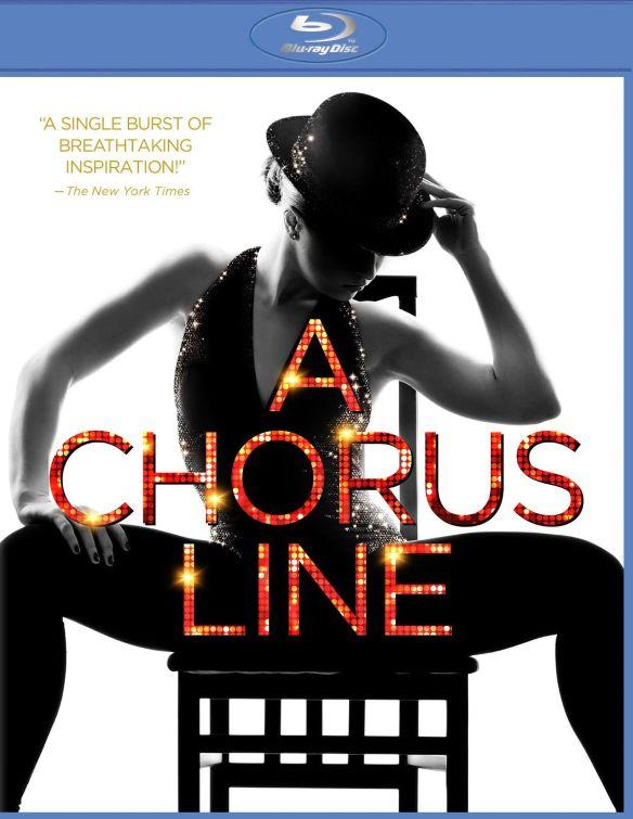 A Chorus Line [Blu-ray] [1985] 2978525
