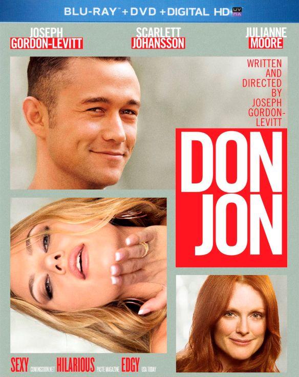 Don Jon [2 Discs] [Includes Digital Copy] [Blu-ray/DVD] [2013] 2978534
