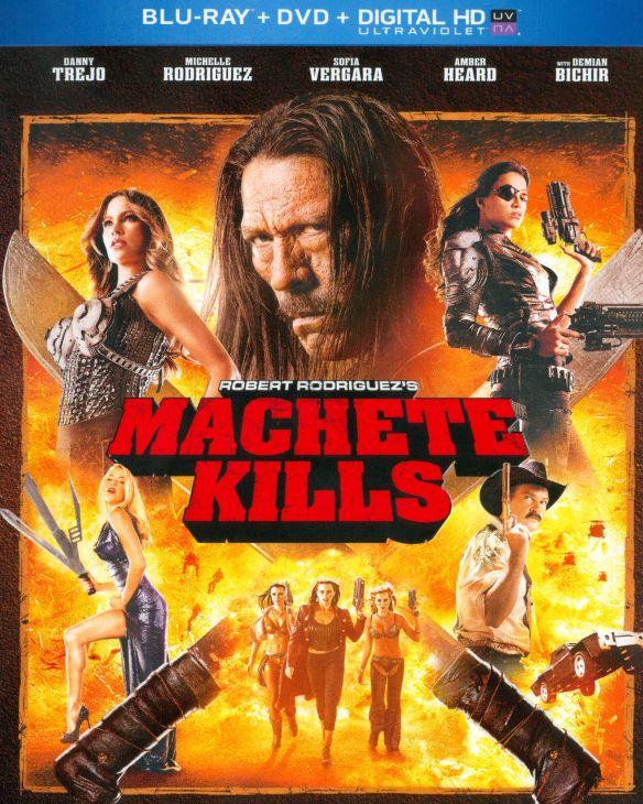 Machete Kills [2 Discs] [Includes Digital Copy] [UltraViolet] [Blu-ray] [2013] 2978652