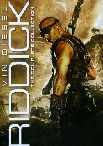 Riddick: The Complete Collection [3 Discs] [DVD] 2978698